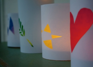 manualidades lamparas
