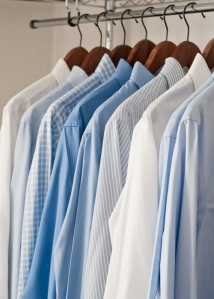 shirts-hanging-on-rack